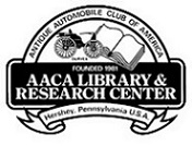 AACA Library Logo